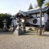 初詣は自宅近くの神社へ、境内をひとり占めしてしまいました。