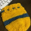 40代のおっさんが手編みに挑戦。棒針編みが意外に面白かった。