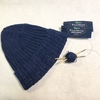 好きな糸でぴったりサイズのニット帽を編む!
