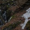 立春の三嶺遊山 霙降る