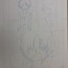 【漫画制作184日目】下書き進捗その1 / 1ページ漫画進捗