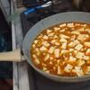 ぎっくり腰と麻婆豆腐