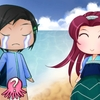 ポテトを巡るタコ姫の冒険!ALIENWAREZONEで俺のコラム『タコリタ・ミーツ・ポテト』が公開!