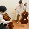 チェロコース と弦楽器試奏会のご案内