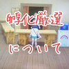 【ポケモンサンムーン】孵化厳選の方法とは?【図解で解説!】