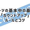 【ダーツ初心者】ダーツの基本中の基本「カウントアップ」ルールとコツ