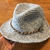 中折れ帽の編み方