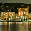 都島展望公園からの夜景 福岡県北九州市戸畑区 牧山