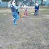 公園で出会った子どもたち