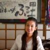 ワンピースと美人と掘りごたつのスローな日本食【ふる里】