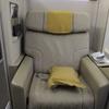 アシアナ航空 Asiana Airlines OZ745便 仁川ICN-香港HKG ビジネスクラス搭乗記後編 A380-800