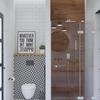 Những gợi ý thiết kế phòng tăm diện tích nhỏ