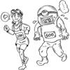 大阪マラソン2017!ボランティアで見た!ツワモノ仮装ランナー達!!