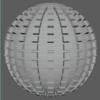 【Maya】覚書:MASH - Meshに合わせてオブジェクトを綺麗に配置する
