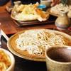 【江差町】手打ちそば 和味(なごみ)|オススメ!蕎麦&鶏天丼セット