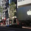 Retina iPad mini発売初日のApple Store渋谷