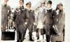 1945年 8月19日 『伊江島に降り立った日本降伏使節団』