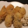 【和風タルタルソース】の牡蠣(かき)フライの作り方(レシピ)