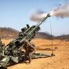 M777  155㎜榴弾砲   (アメリカ)