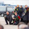 ウクライナ国際航空(UIA) PS752便の墜落事故 第11報 キエフ・ボリスピル空港ターミナルBで行われた犠牲者追悼イベント