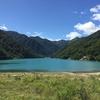 【幻の道?】県道白山公園線 ~エメラルドグリーンが魅力の白水湖