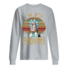 Perfect Rick and Morty I'm not arguing I'm explaining why I'm right vintage shirt