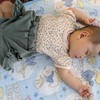 ベッドより畳のほうがよく寝る我が子