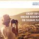シンガポール航空「KrisFlyer」で、SIN発「SilkAir」の特典航空券 必要マイル50%割引セール