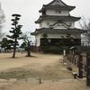 香川県 丸亀城観光  恐ろしく急な「見返り坂」、風景、石垣 見応えのあるお城