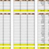 家計管理表