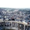 ブールジュ大聖堂の北塔から見た風景