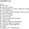 係り受けを利用した雑談チャットボット実験例