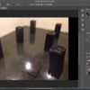 Photoshop CC[多角形選択ツールとコンテンツに応じた移動ツール]を使用して物を移動させる