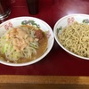 相模大野ラーメン二郎『夏限定シークワーサーつけ麺』を食す!!シークワーサーの香りがたまらないスモジのボリューム満点の一品です!!