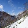 雪山散歩 ~ オコタンペ山