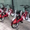 大阪メトロの駅から自転車で大阪観光できる!ドコモが展開する大阪バイクシェアを使ってみた
