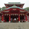 梅雨空で神社仏閣巡りを途中断念