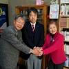24日は、山形県鶴岡市選挙区関とおる県議候補の応で鶴岡市に。