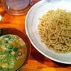 【今週のラーメン488】 つけ麺 井手 (大阪・北浜) つけ麺 大盛り 300g