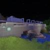 【Minecraft】平行に走る橋を架ける