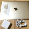 新型MacBook12インチのゴールドを購入しました!!新しいキーボードが快適すぎる!