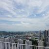 シンガポールをHDBの50階から見渡す