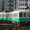 鉄道の日常風景42…琴平電鉄③平日朝ラッシュ時20190522