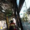 バスから見えるいつものあの寺