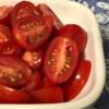 【353】トマトのサラダ