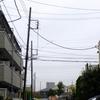 作曲工房 定点観察 2016-11-11(金) 強い雨の朝