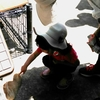 五月山動物園と五月山公園にお出かけ
