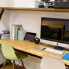 スタディスペース=造り付けのカウンター?DIYで作るマルチデスク
