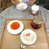 アイスクリーム マフィンで、今日のオヤツと夕ごはん