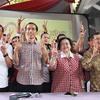 2019年インドネシア大統領選 写真グラフ①